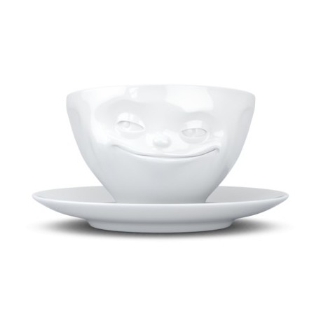 Grinning Mood Coffe Cup