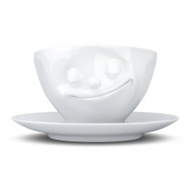 Tasse Expresso Humeur Heureux