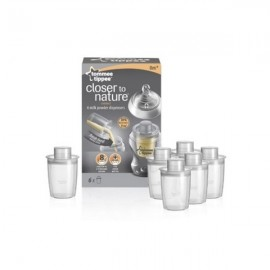 Milk Powder Dispensers Tommee Tippee (6 pieces)