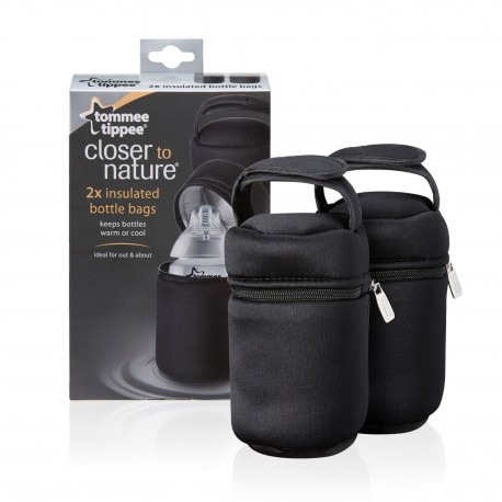 Porte Biberon Isotherme Tommee Tippee (2 pièces)