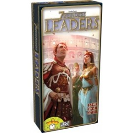 7 Wonders Leaders Expansion