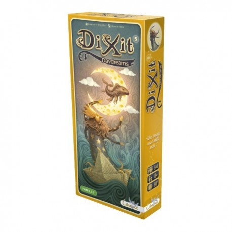 Dixit Daydreams - Libellud
