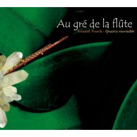 CD - Au Gré De La Flûte
