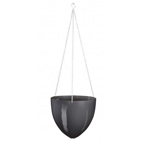 pot suspendu gris. Black Bedroom Furniture Sets. Home Design Ideas