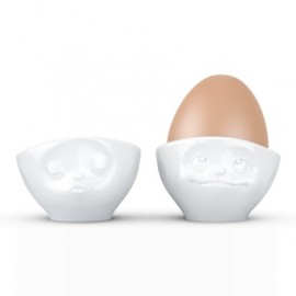 2 Morning Mood Egg Cups Set